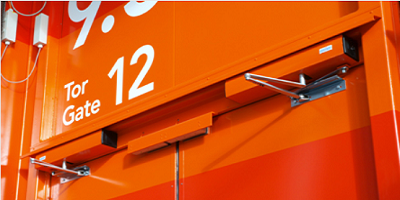АКАЗА предлага системи за автоматични врати GEZE